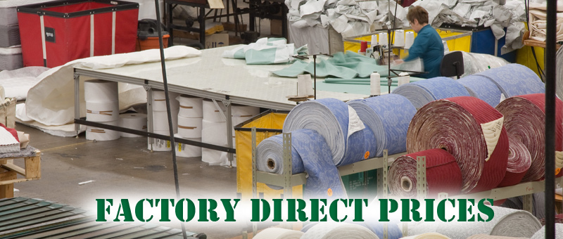Hood River Mattress offers factory direct prices